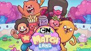 🍟 Cartoon Network Matchland PLAY NOW!