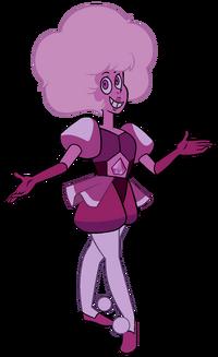 Pink Diamond (Palanquin Palette) by RylerGamerDBS