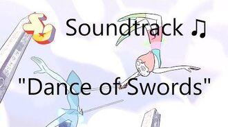 Steven Universe Soundtrack ♫ - Dance of Swords