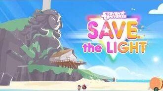 "Steven Universe Save the Light OST ""Save The Light Ending Theme"""