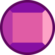 AmethystGemstone(SquareCut)byDavi