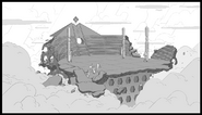 Ancient Sky Arena BG Lines