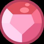 Unknown Pink Quartz Gem