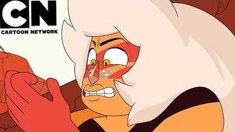 Jasper is a fusion clip - steven universe (fanmade animation fake)-1