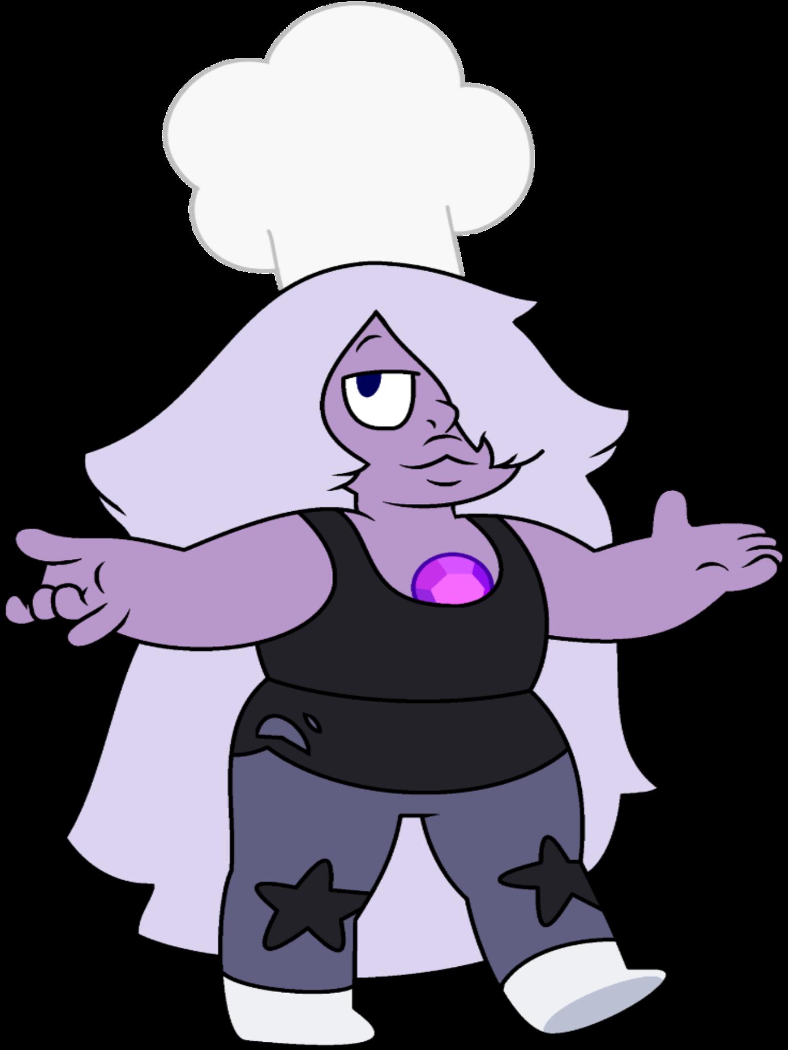 Amethyst chef