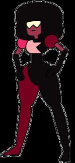 Garnet in Garnet's Universe