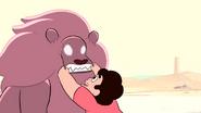 Steven's Lion Lion Smile!