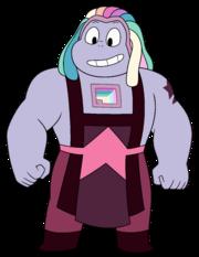 Bismuth (Lion's Mane palette)