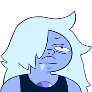 Amethyst Looks Awesome Emote