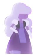 Sapphire in Dove Self-Esteem Project x Steven Universe