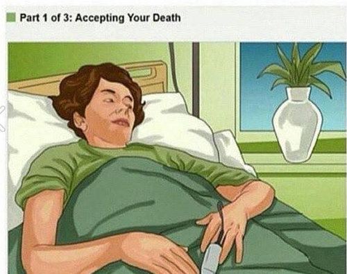 Accepting Your Death