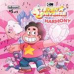 Steven Universe Harmony 5 Cover A