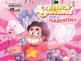 Steven Universe: Harmony Issue 5