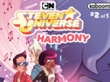 Steven Universe: Harmony Issue 2
