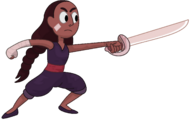 Connie in Sword Dancers 😸 (1)