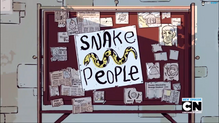 Snake people