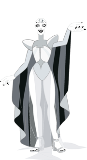 White Diamond (Modelsheet 3) by RylerGamerDBS
