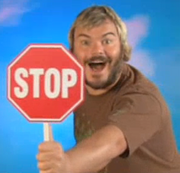 Do what the stop sign says