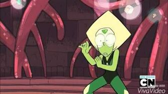 Everyone's reaction to Small Peridot in a nutshell
