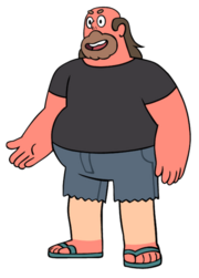 Greg (alternate outfit)