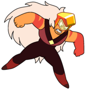 Jasper - With Weapon