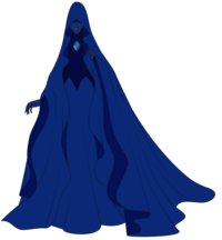 Blue diamond steven universe by ladyheinstein-d9sx7o0