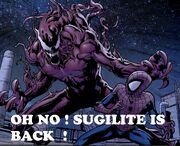 Spiderman vs Sugilite.