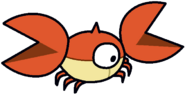 Small Crab Baby