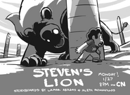 Stevens Lion promo