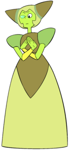 Olive Jade (Eye) by RylerGamerDBS