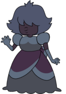 Padparadscha Sapphire Model Sheet Pose by TheOffColors 2