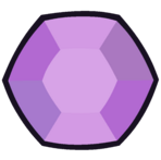 PurpleQuartzMonsterGem