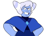 Agatul Albastru Dantelat