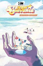 Steven Universe Cherished Memories Front Cover