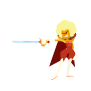 Hessonite Weapon