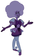 Pink Diamond (Night Palette) by RylerGamerDBS