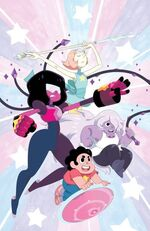 Steven Universe Issue 10 Cover A