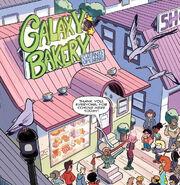 Galaxy Bakery Outside
