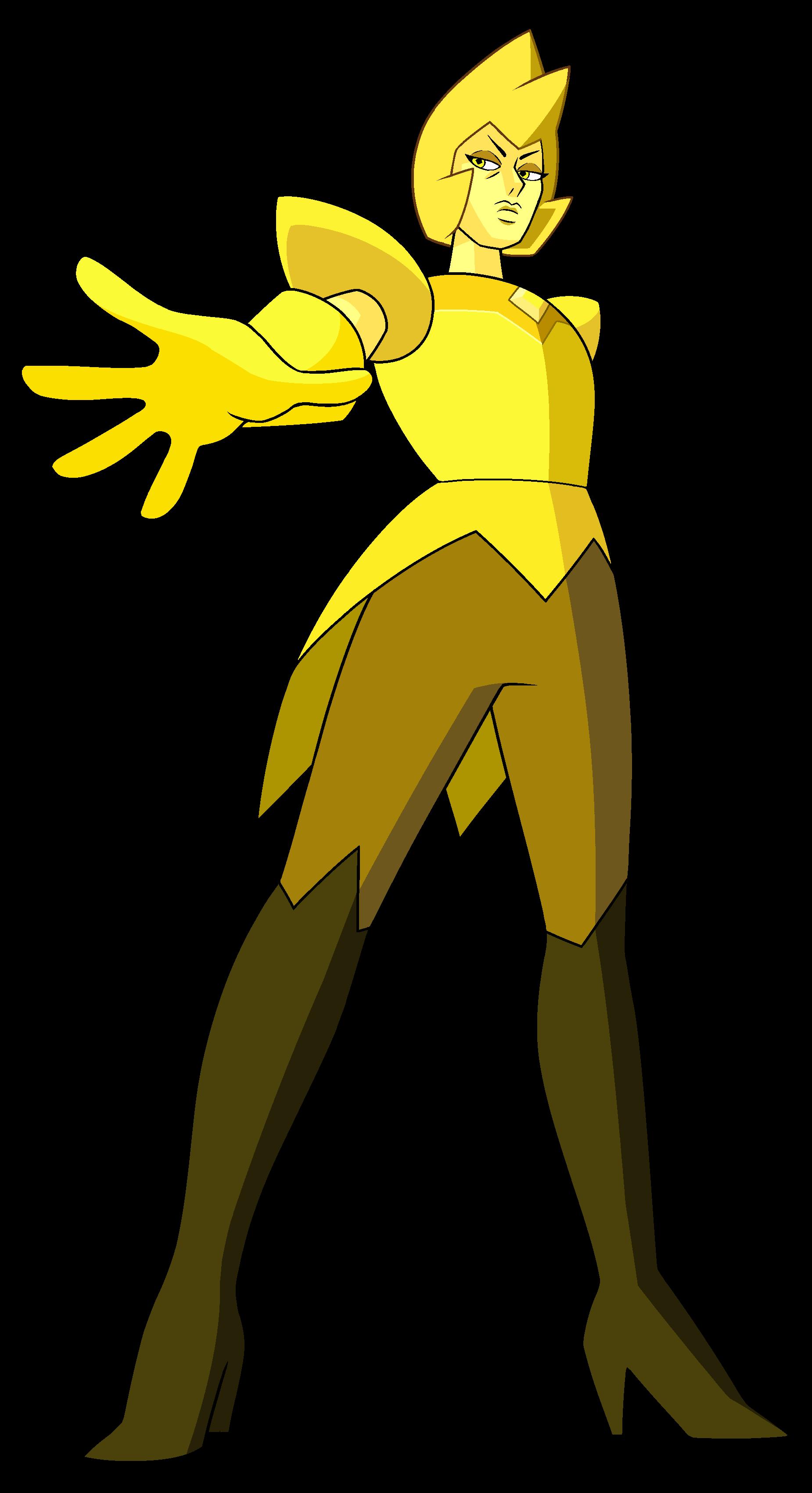 Yellow Diamond Steven Universe Wiki Fandom Powered By