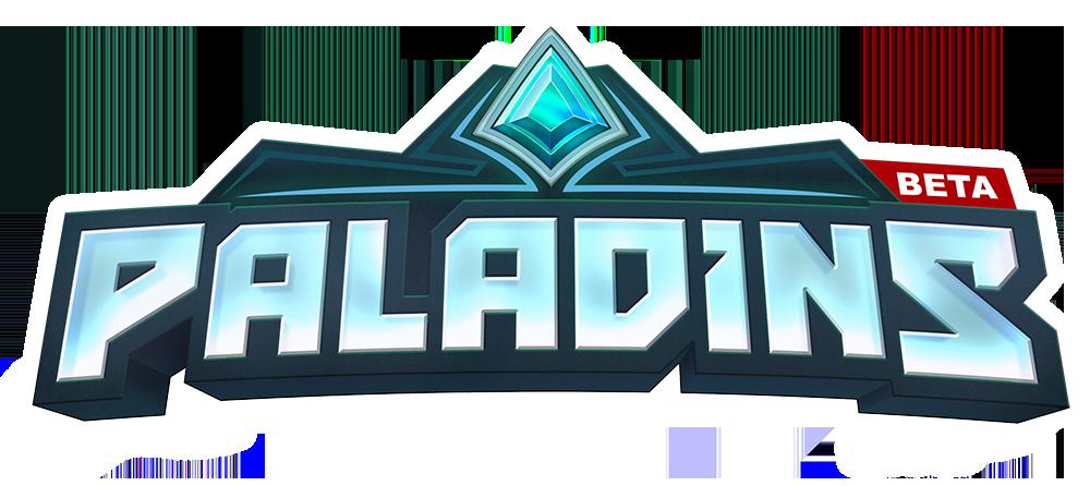 File:Paladins Logo on Diamond Transparent Icon