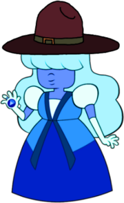 Sapphire-in-ranger-scout-hat