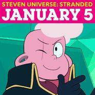 Steven Universe Stranded Promo