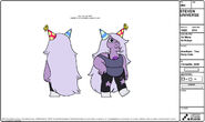 So Many Birthdays Model Sheets (2)