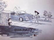 Steven Universe Kevin Party Promo