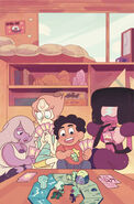 Steven Universe Issue 18 Cover B