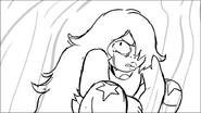 On the Run storyboard sad Amethyst