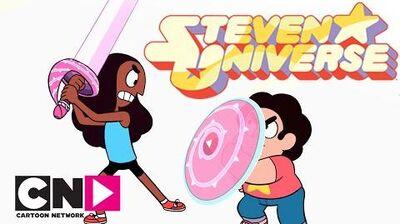 Steven Universe Przerwa na przekąskę Cartoon Network