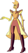Yellow Diamond (Courtroom Palette) by RylerGamerDBS
