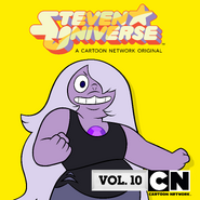 Steven Universe Vol. 10 Cover (UK)