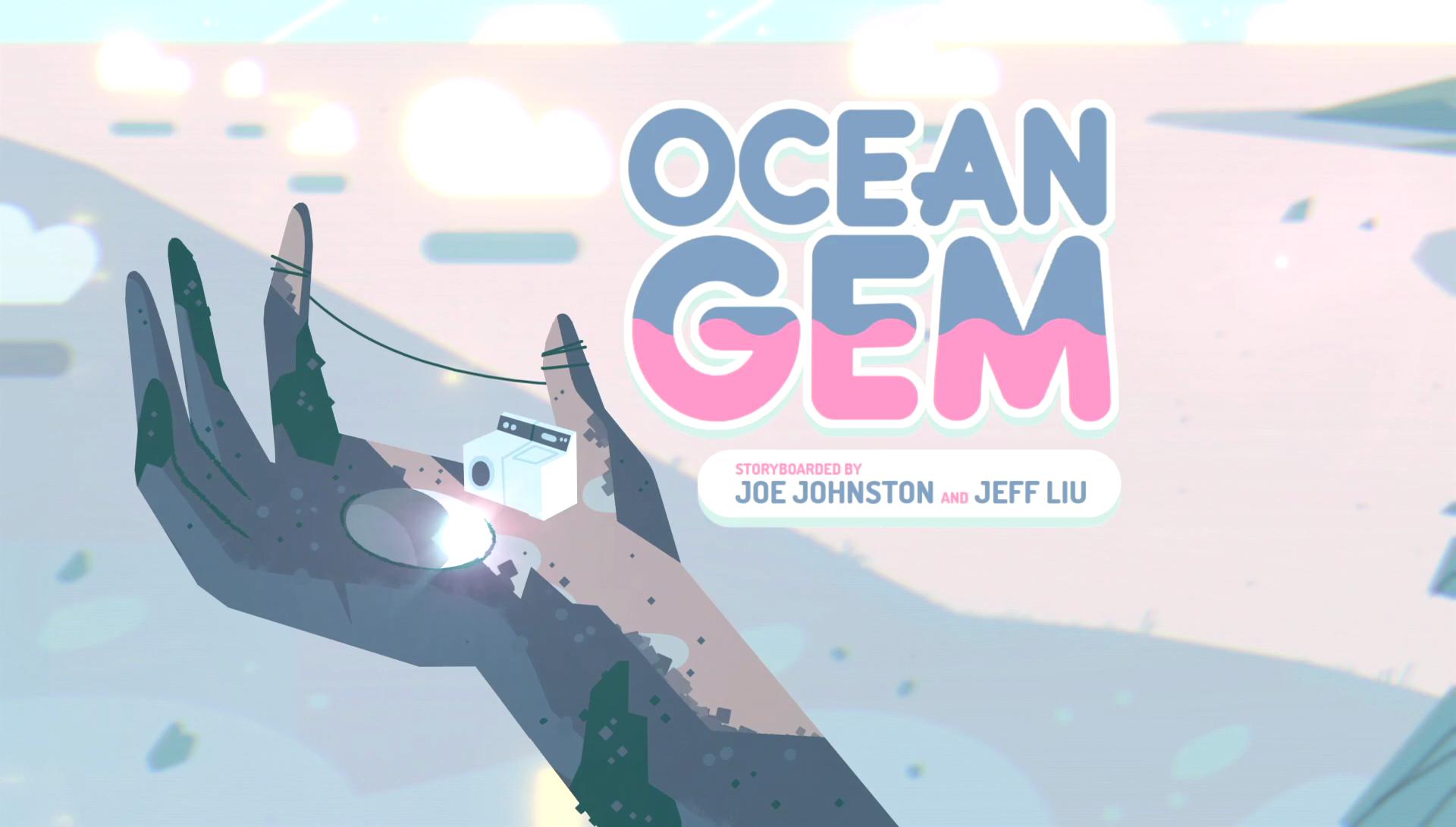 Ocean Gem | Steven Universe Wiki | FANDOM powered by Wikia